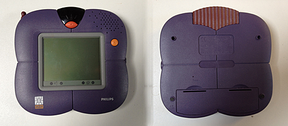In2it computer Philips in2it prototype handheld