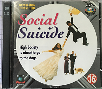 Social Suicide,Philips CD-i Videocd,Retrocomputer/Philips/Software/CD-I-video