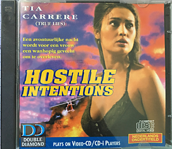 Hostile intentions,Double Diamond Videocd,Retrocomputer/Philips/Software/CD-I-video