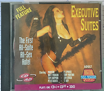Executive Suites,Philips CD-I,Retrocomputer/Philips/Software/CD-I-video
