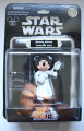 Minnie mouse als Princess Leia