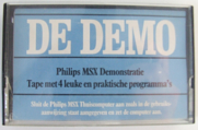De Demo - Philips MSX