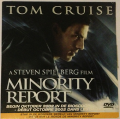 Minority Report DVD Sampler