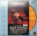 Body double (1984),BMG Music Video Laserdisk,Laserdisc