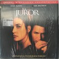The Juror (1996),Columbia Tri-Star Video Laserdisk,Laserdisc