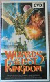 Wizards of the Lost Kingdom,CVD - VHS - 1985,Laserdisc