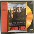 Young Guns (1988),Cascar Video (PAL),Laserdisc