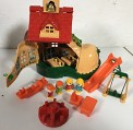 Live-n-learn Play shoe house (School),Matchbox - 1987,Toys/Overige