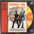 Number One with a Bullet (1987),Laserdisc Cascar Video,Laserdisc