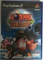 Worms Blast,Sony Playstation 2,Retrocomputer/Sony/Software/PS2