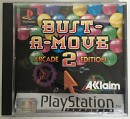 Bust-a-move 2,Playstation one PAL,Retrocomputer/Sony/Software/Psone