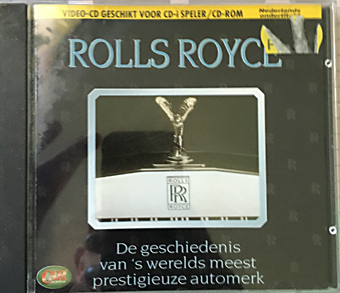 Rolls Royce,Philips CD-i VideoCD,Retrocomputer/Philips/Software/CD-I-video