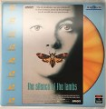 The Silence of the Lambs (1991),Columbia Tri-Star Video Laserdisk,Laserdisc