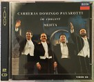 Carreras Domingo Pavarotti,Philips CD-i Videocd,Retrocomputer/Philips/Software/CD-I-music