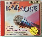 The Best Karaoke,VideoCD Music,Retrocomputer/Philips/Software/CD-I-music