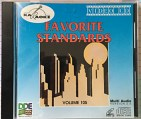 Favorite Standards Vol 105,VideoCD Music,Retrocomputer/Philips/Software/CD-I-music