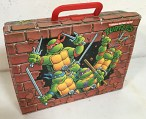 Turtles (TMNT) Koffer,Forty Four in Holland,Toys/Overige Action Figuren