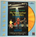 My Stepmother is an Alien,Laserdisc beeldplaat,Laserdisc