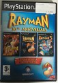 Rayman 10th Anniversary,Sony Playstation 2,Retrocomputer/Sony/Software/PS2