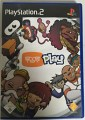 Eyetoy Play,Sony Playstation 2,Retrocomputer/Sony/Software/PS2