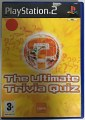 The Ultimate Trivia Quiz,Sony Playstation 2,Retrocomputer/Sony/Software/PS2
