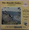 Germany - The Moselle valley,ViewMaster schijven,Stereoviewers/ViewMaster/Reels